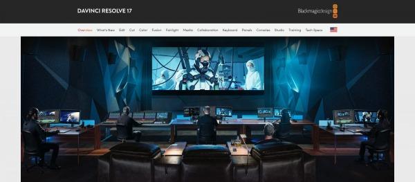 DaVinci Resolve: Adobe Premiere Alternative