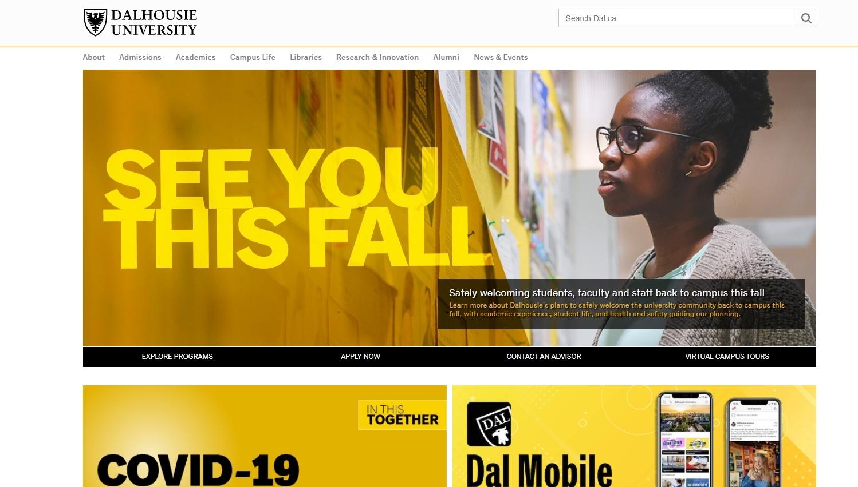 Dalhousie University : Best law Schools in Canada