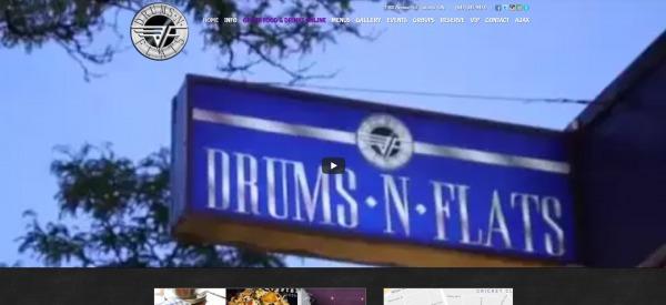 Drums N Flats - Chicken Wings in Toronto
