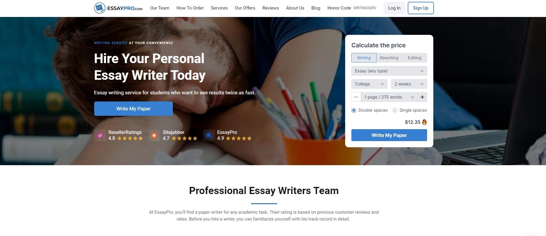 Essay Pro