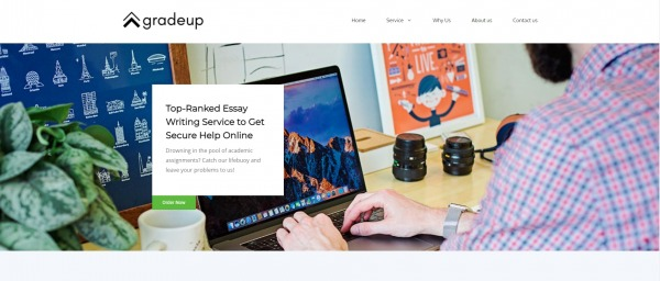 GRADEUP - write my research paper services