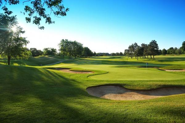 Glen Abbey: Golf Course In Toronto