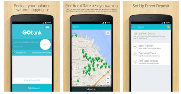GoBank: App like FloatMe