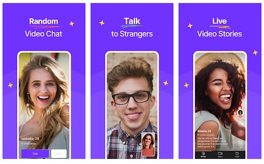 HIYAK: App like Omegle