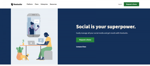 HootSuite: For Social Media Managers