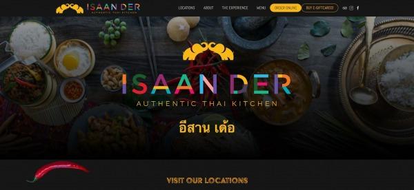 Isaan Der - Thai Food Restaurants in Toronto