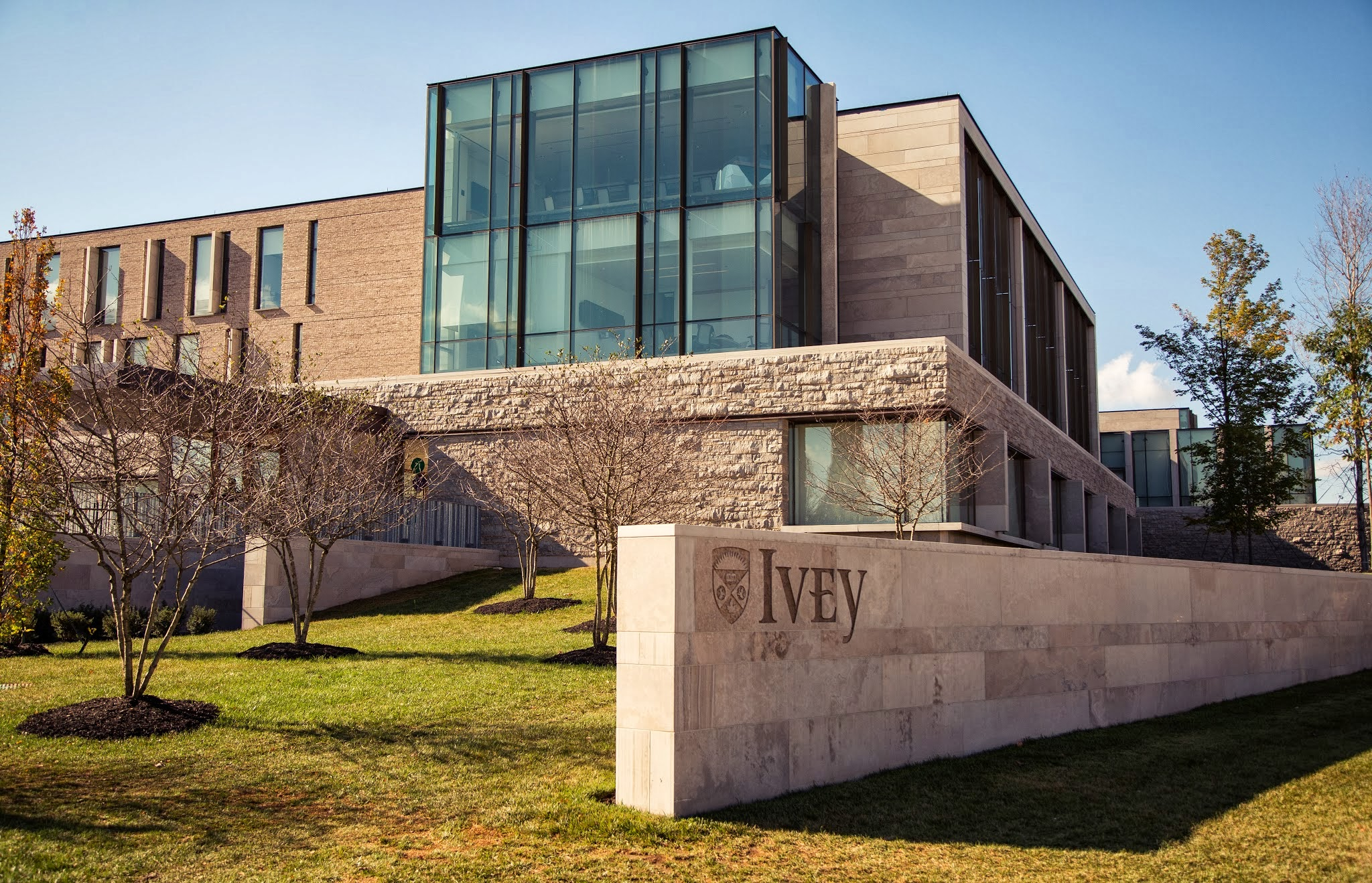 Ivey Business School – University of Western Ontario - business schools in Canada