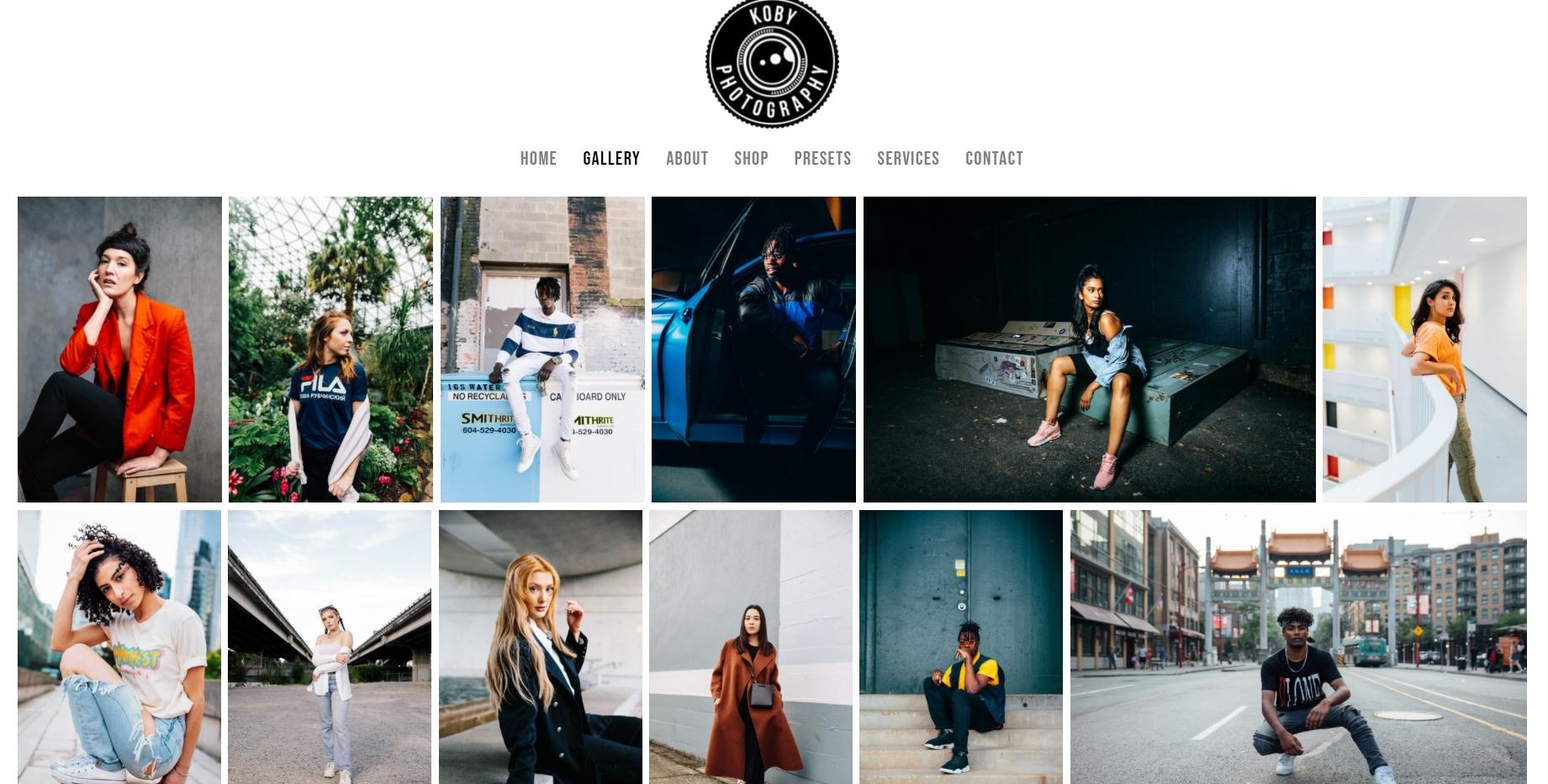 Koby - photographers in Toronto