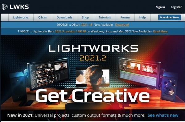 Lightworks: Adobe Premiere Alternative