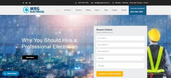 MRG Electrical