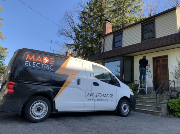 Made Electric Inc.: Electrician In Toronto