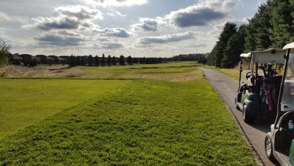 Maples of Ballantrae: Golf Course In Toronto