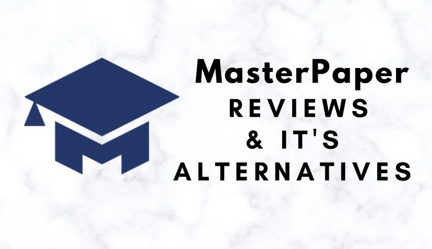 MasterPaper Reviews & It's Alternatives