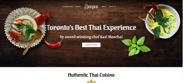 Mengrai Thai - Thai Food Restaurants in Toronto