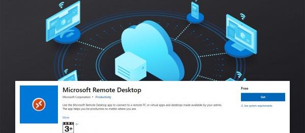 Microsoft Remote Desktop: AnyDeskAlternative