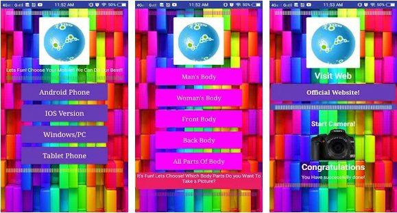 NOMAO CAMERA - apps like remini