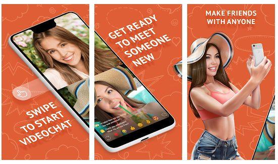 OmeTv: App like Omegle