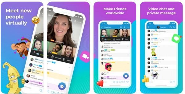 Paltalk: App like Omegle