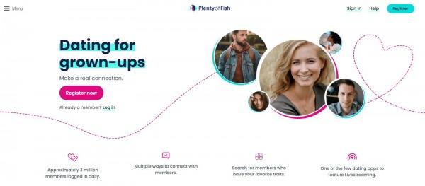 Plenty of Fish: Dating Site In Canada