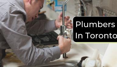 Plumbers In Toronto