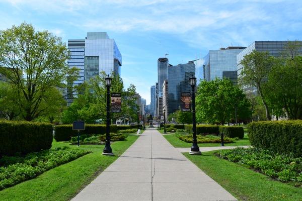 Queen's Park: Park In Toronto