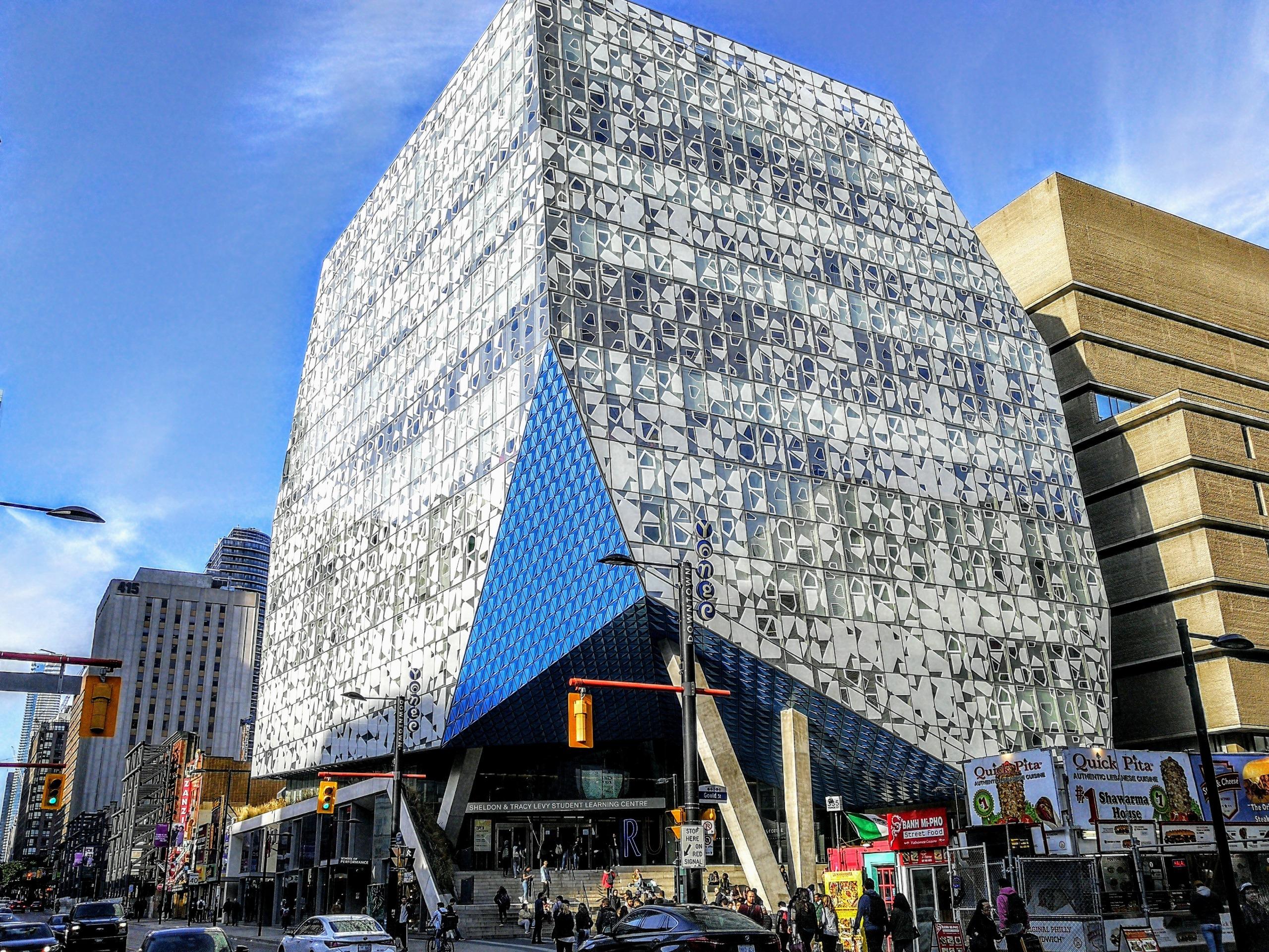 Ryerson University - Architecture Schools in Canada