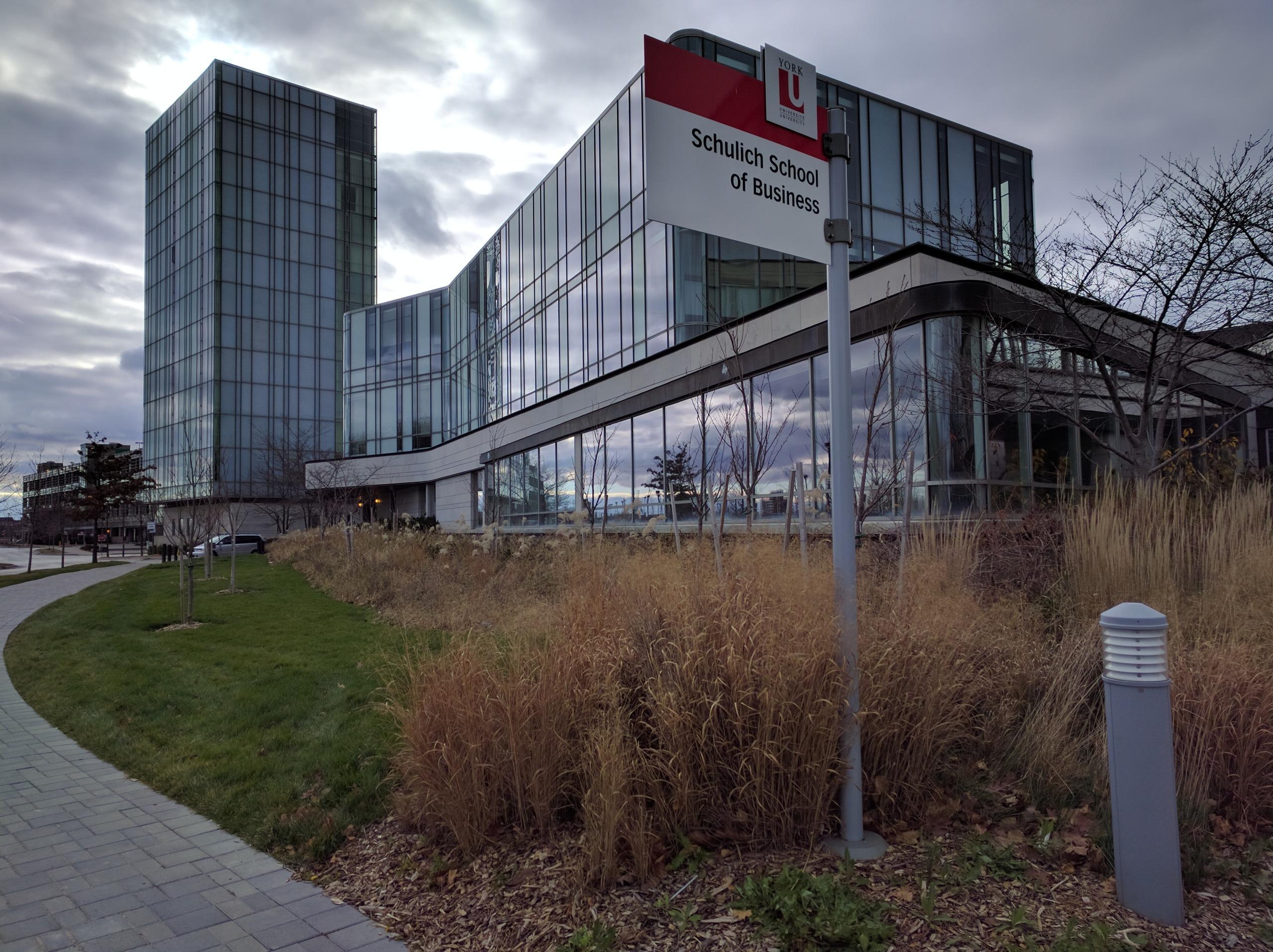 Schulich School of Business - business schools in Canada