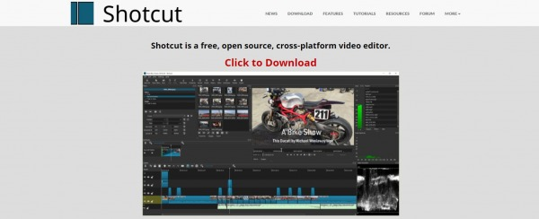 Shotcut: Adobe Premiere Alternative
