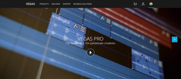 Sony Vegas Pro: Adobe Premiere Alternative