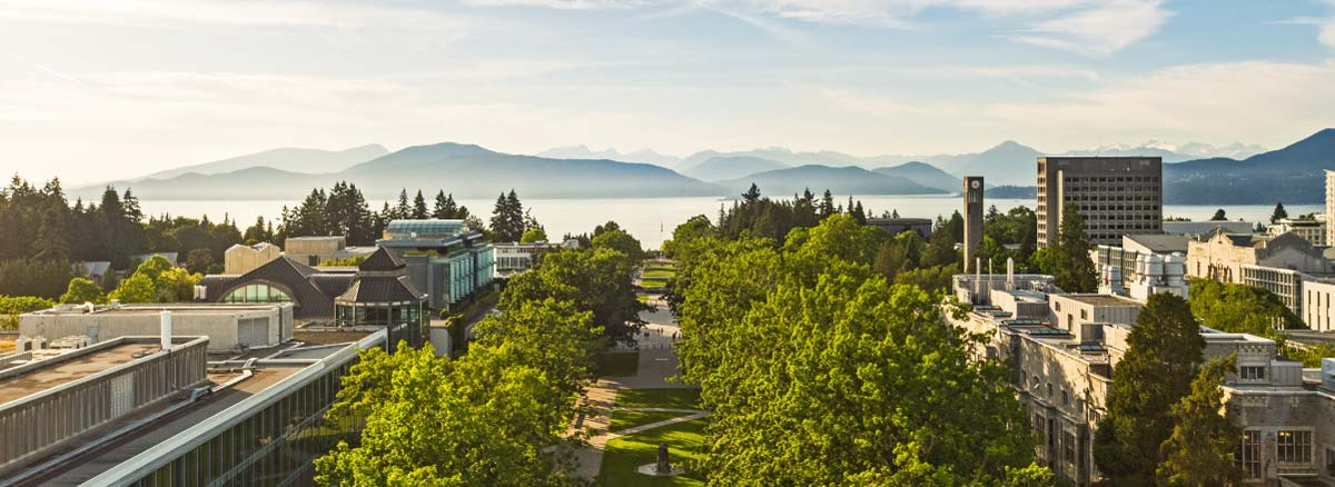 University of British Columbia - Architecture Schools in Canada
