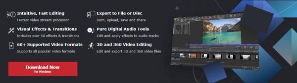 Videopad: Adobe Premiere Alternative
