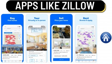 Apps Like Zillow