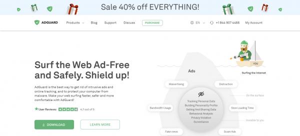adguard - Avast Alternatives