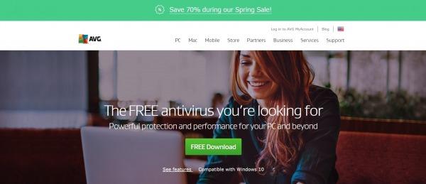 avg antivirus - Avast Alternatives