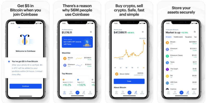 coinbase - best crypto wallet