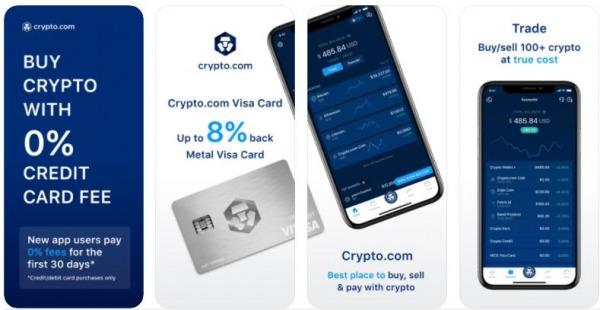 crypto.com - alternatives of binance