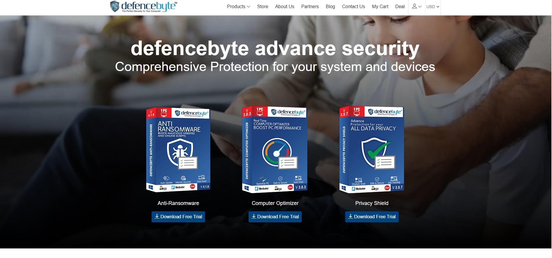 defencebyte - Ccleaner Alternatives
