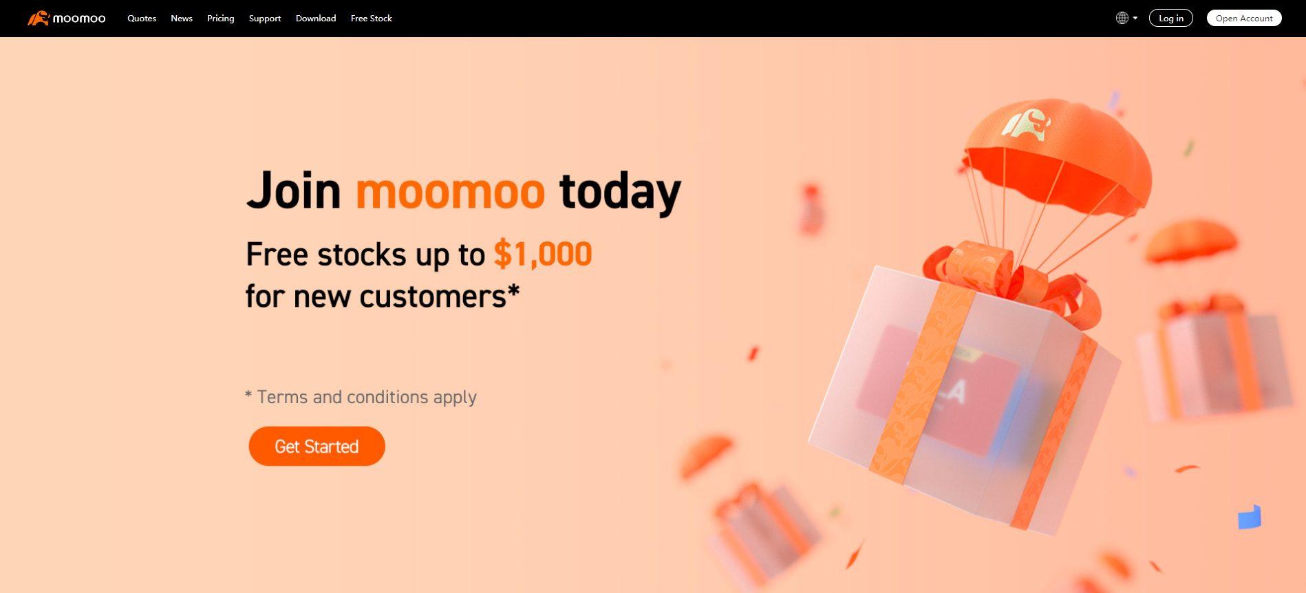 moomoo - robinhood alternatives