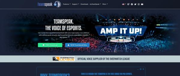 teamspeak: Discord Alternatifi