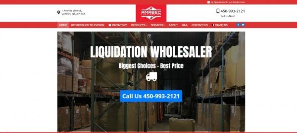 Amabec- Liquidation Stores in Costco