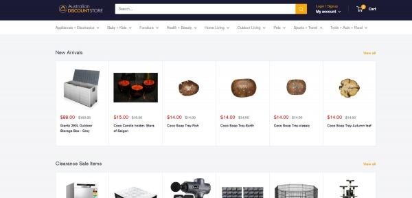 Australian Discount Store - liquidation stores Australia