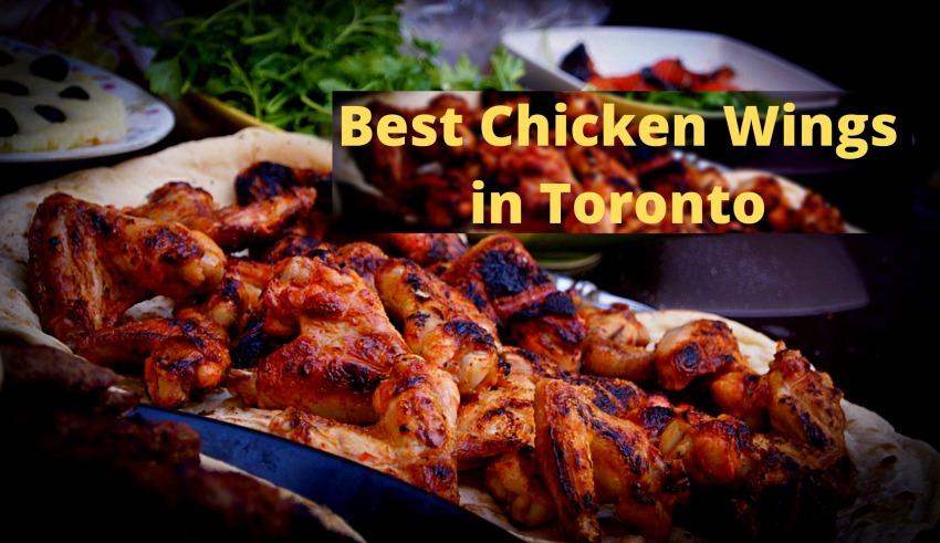 Best Chicken Wings in Toronto