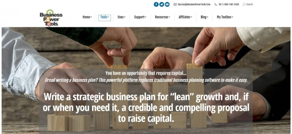 BizPlanBuilder: Business Software