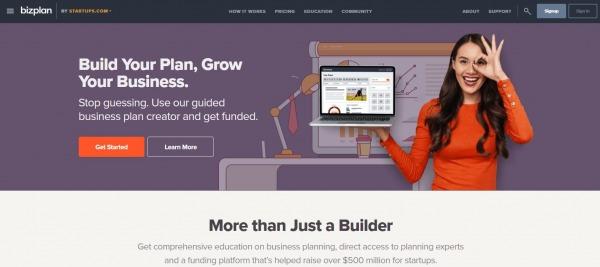 Bizplan: Business Tool
