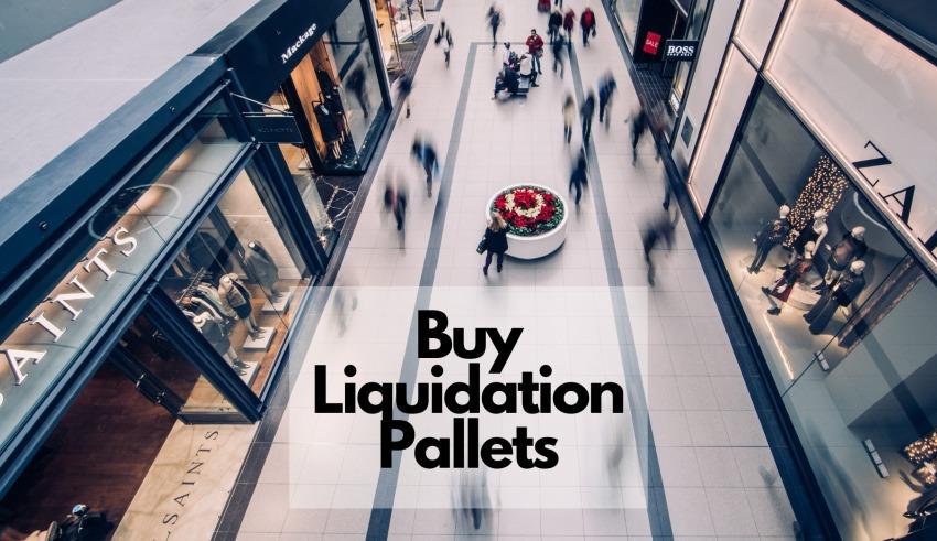 Buy Liquidation Pallets