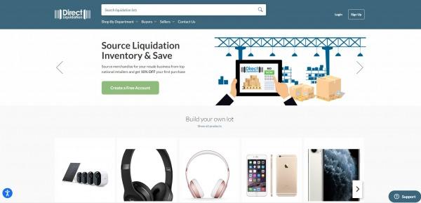 Direct- Liquidation Stores in Costco