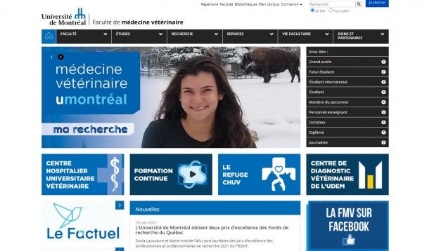 Faculté De Médecine Vétérinaire (FVM)