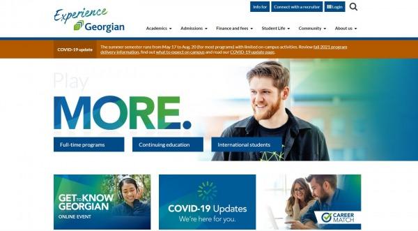 Georgian College - Vet Schools in Canada