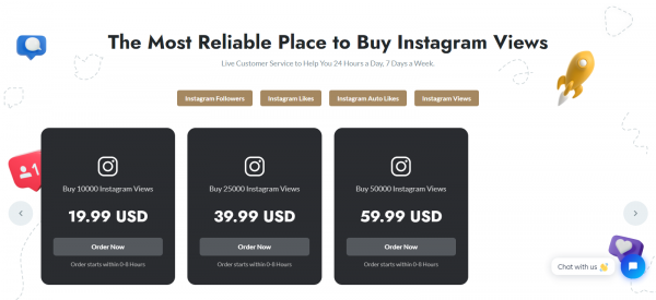 GetViral: Site To Buy Instagram Story Views
