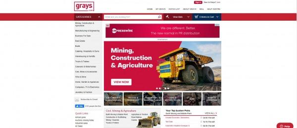 Grays - liquidation stores Australia